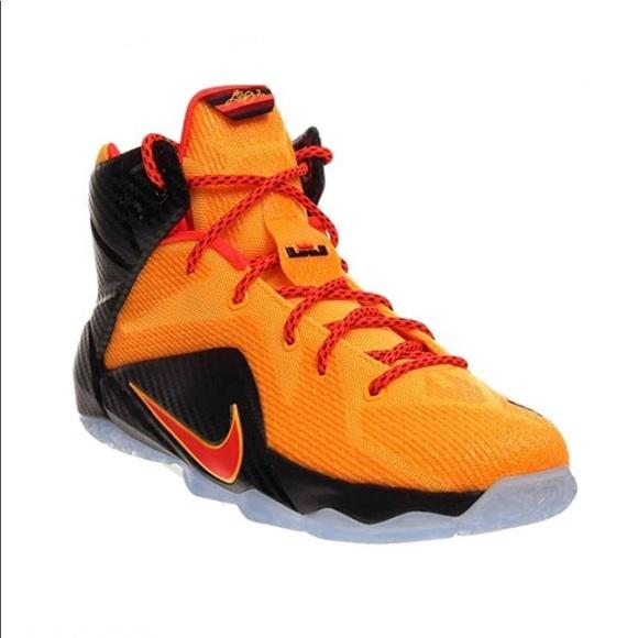 03778f41951 Nike Kids Lebron Xll Basketball sneakers. M 5c5e3088aa877022f92100e8
